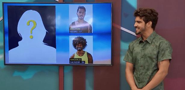 """No """"Are You The One?"""" Caio Castro mostra que Waah e Nagô são pares ideal de uma mesma menina"""