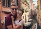 Sandy e Lucas Lima comemoram 10 anos de casados em viagem pela Itália