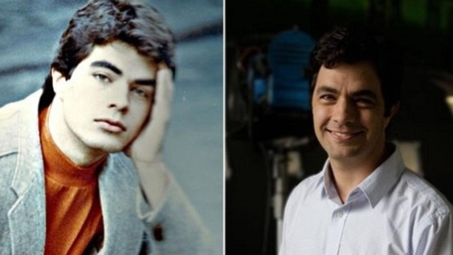 Marcello Faustini integrou o elenco de Paquitos da Xuxa nos anos 1990 - Divulgação Montagem/UOL