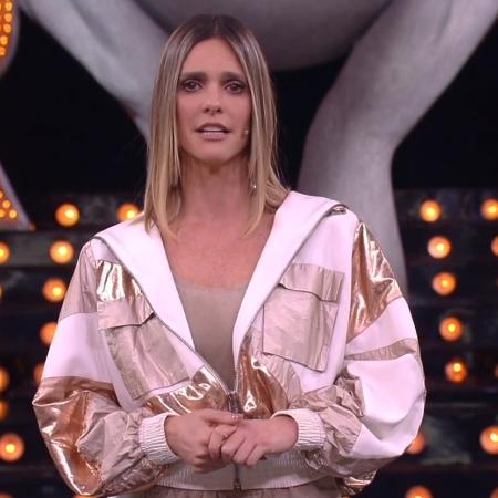 """A apresentadora do """"Amor & Sexo"""" - Reprodução/TV Globo"""