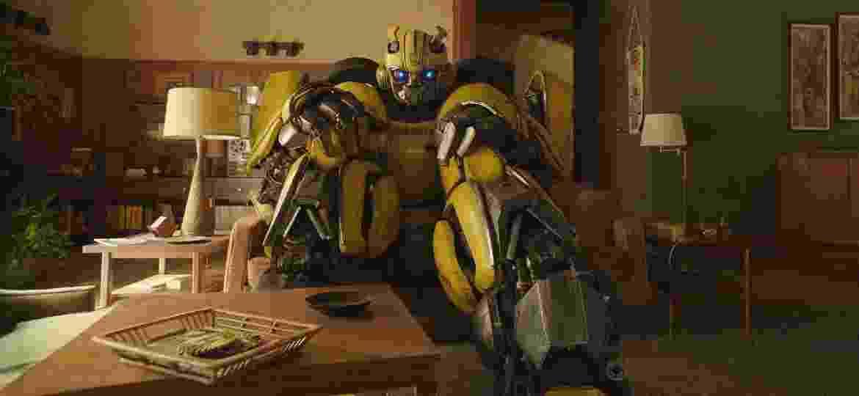 """Cena de """"Bumblebee"""" - Divulgação"""