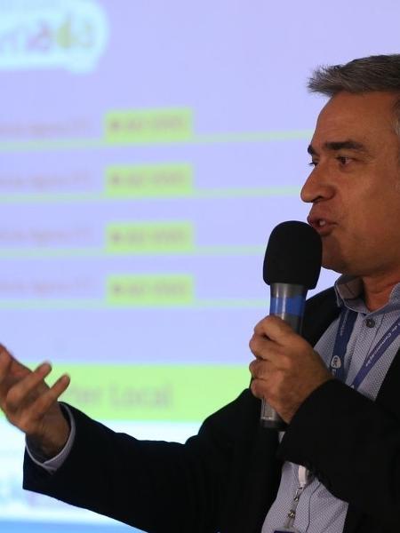 Caíque Novis, ex-superintendente da TV Brasil, demitido na última sexta - Reprodução - Site EBC