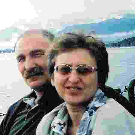 Vlad e Julia Pozniansky - Reprodução/Facebook