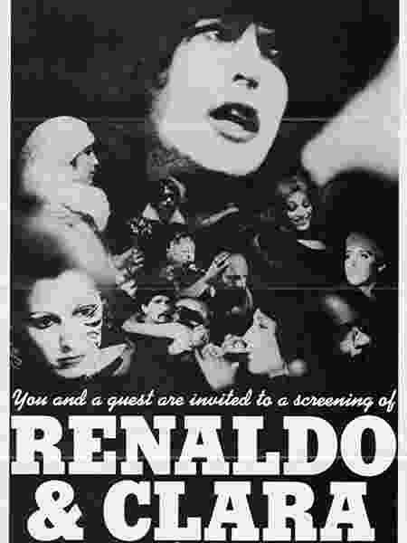 Pôster de Renaldo and Clara - Reprodução/Netflix