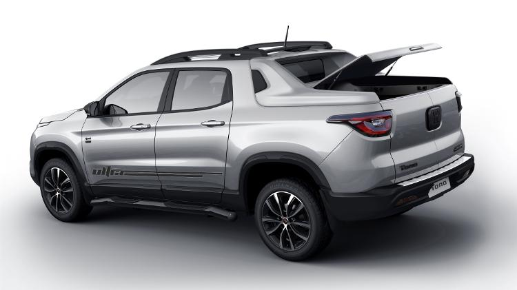 2020 Fiat Toro Release Date, Specs, Price, And Design >> The Fiat Toro 2020 Wins The Ultra With A Solid Top Shilfa
