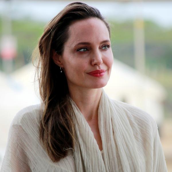 Angelina Jolie é a produtora de O Grande Ivan, que estreia hoje, e falou com Splash