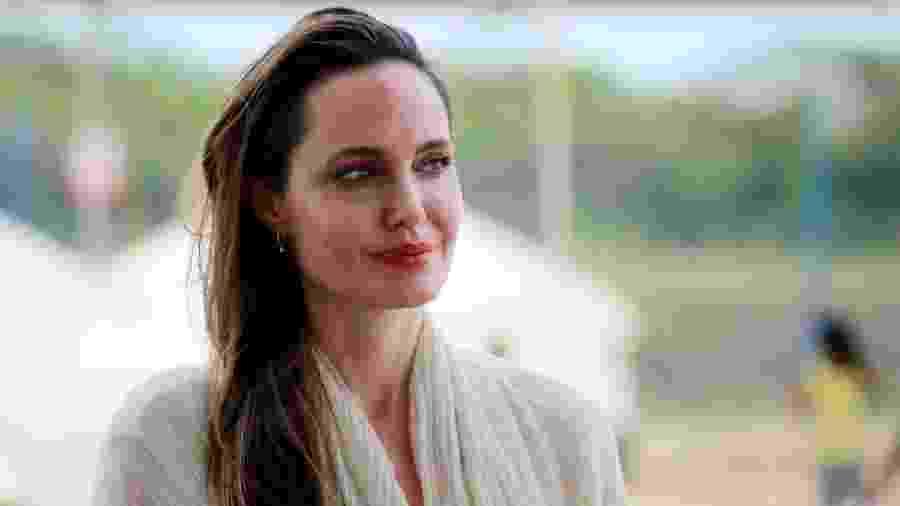 Angelina Jolie é mãe de seis adolescentes que têm entre 11 e 18 anos - Reuters