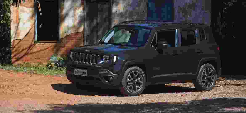 SUVs como Jeep Renegade (acima) estão em alta também entre usados - Murilo Góes/UOL