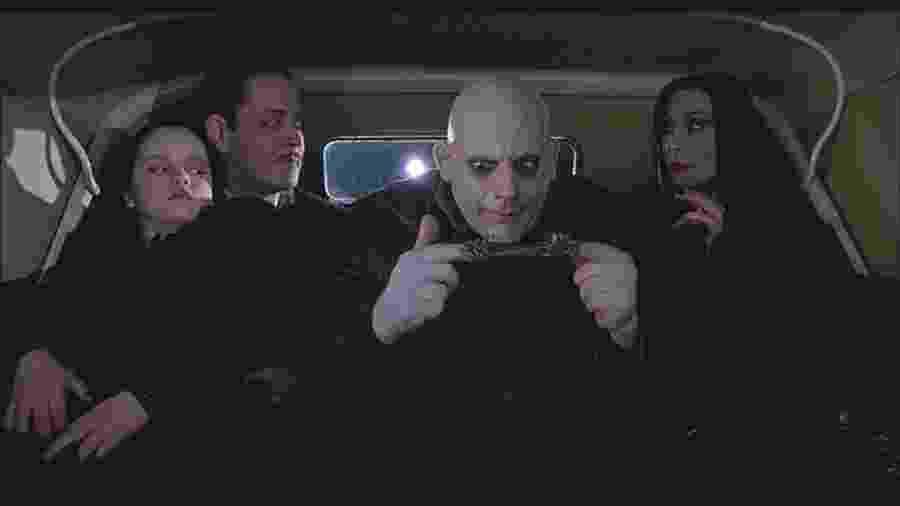 """Elenco de """"A Família Addams"""", de 1991; personagens voltarão em série de TV - Divulgação"""
