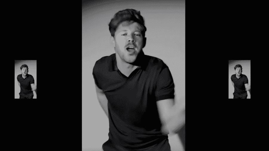 Niall Horan e Diplo - Reprodução/YouTube