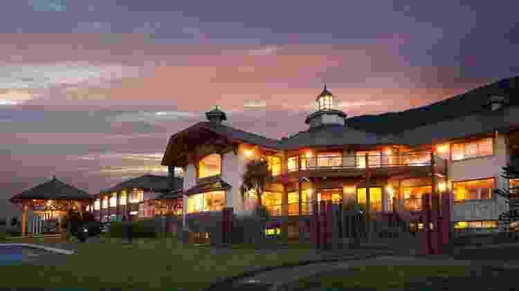 Hotel Loberías del Sur, em Puerto Chacabuco  - Divulgação - Divulgação