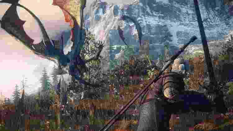 The Witcher 3 Review 4 - Divulgação - Divulgação
