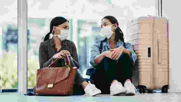 A pandemia pegou todos de surpresa: que tal remarcar sua viagem? - Getty Images - Getty Images