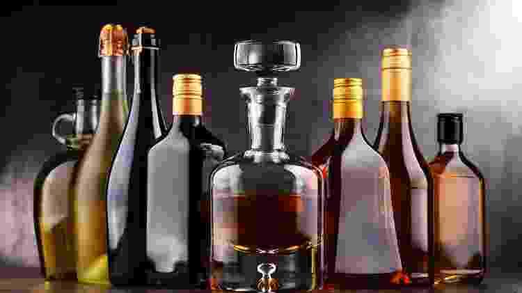 Até mesmo as bebidas usadas em receitas permitem algumas boas substituições - Getty Images - Getty Images