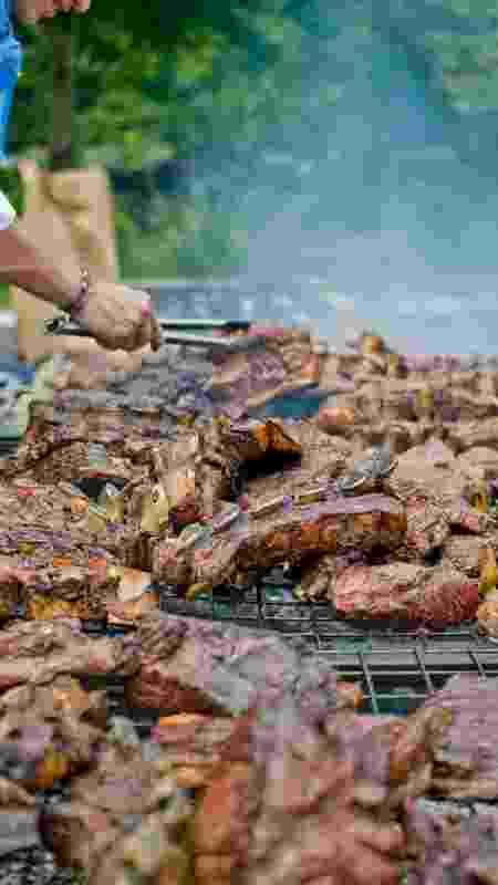 Parrilla argentina - Getty Images - Getty Images