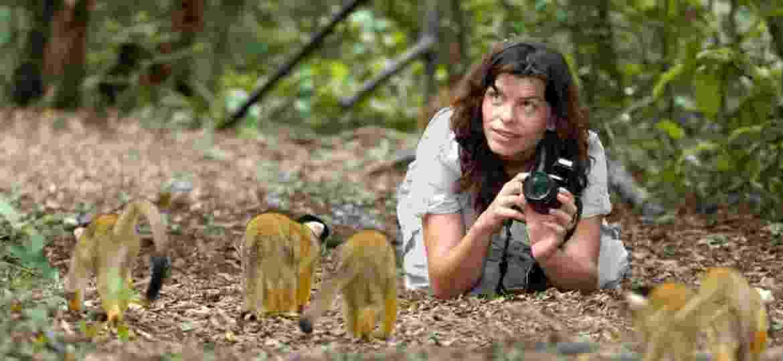 Lara Mostert desenvolveu um modelo pioneiro de santuário e se tornou uma das principais ativistas pelos animais na África do Sul - Reprodução