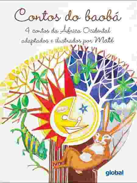 """""""Contos do baobá: 4 contos da África Ocidental"""" - Divulgação - Divulgação"""