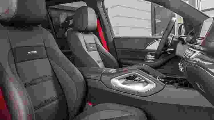 Mercedes AMG GLE 53 2 - Divulgação - Divulgação
