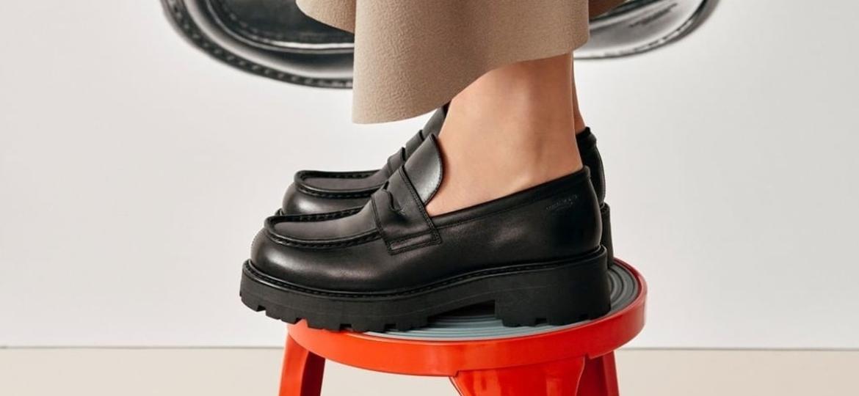 Chunky loafer é o modelo favorito das fashionoistas e diversas grifes vem abraçando a peça para as suas coleções - Reprodução