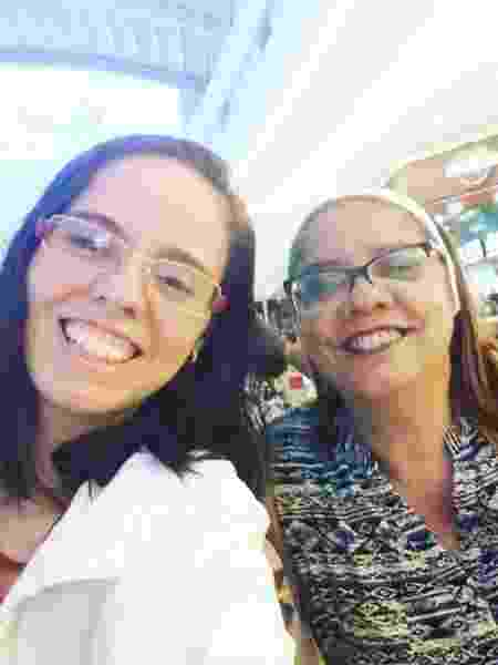Marcelle Cabral, síndrome da pessoa rígida 4 - Arquivo pessoal - Arquivo pessoal
