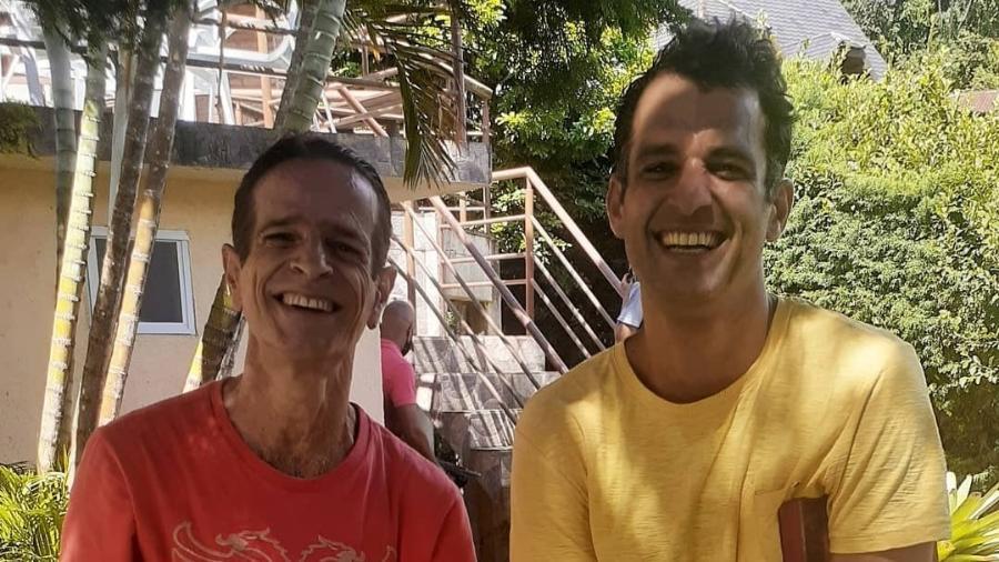 Daniel Ávila e Felipe Martins - Reprodução/Instagram @danielravila