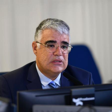 O senador Eduardo Girão é autor do projeto de lei - Edilson Rodrigues/Agência Senado