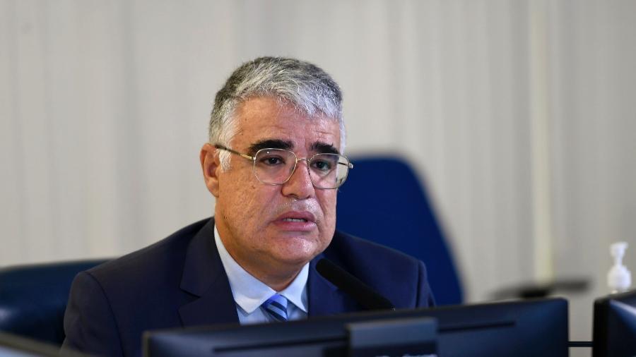 Senador Eduardo Girão articula a abertura de uma CPI que já inclui a investigação de estados e municípios no seu requerimento - Edilson Rodrigues/Agência Senado