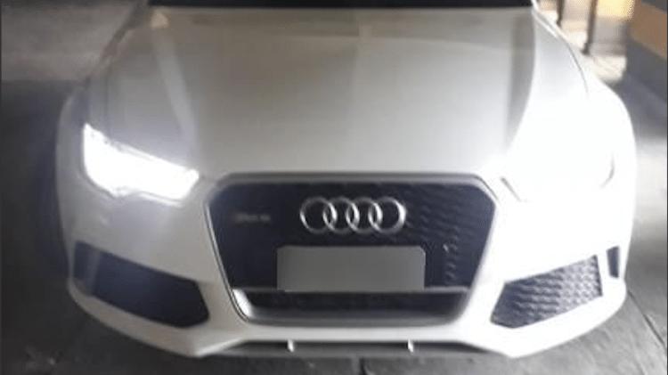 Audi RS6 Avant era uma das peruas mais rápidas do mundo quando foi lançada no Brasil, em 2015 - Divulgação - Divulgação