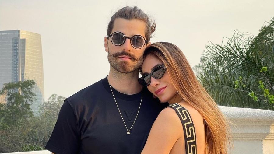 Romana e Alok casaram em 2019 - Reprodução/Instagram