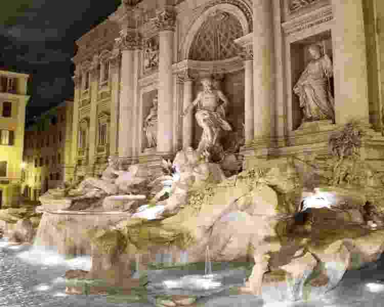 Vicus Caprarius, sítio arqueológico sob a Fontana di Trevi (1) - Divulgação/Vicus Caprarius - Divulgação/Vicus Caprarius