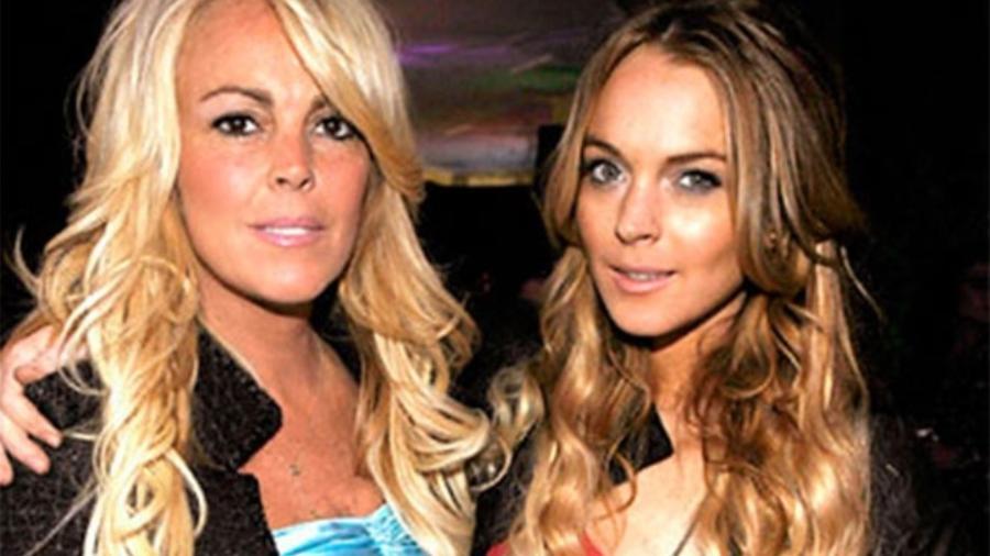 Dina Lohan e Lindsay Lohan - Reprodução/Divulgação