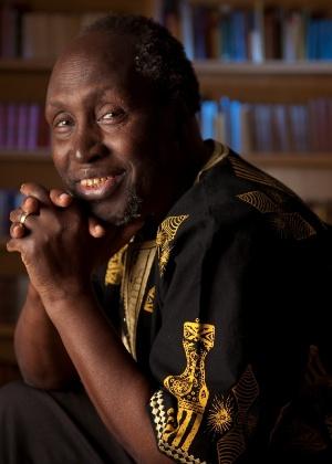 "O escritor queniano Ngugi Thiong""o, convidado da Flip 2015 - Daniel A Anderson"