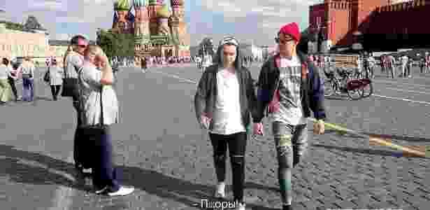 Vídeo da ChebuRussiaTV foi visto mais de 5 milhões de vezes - Reprodução