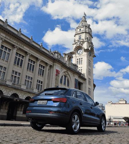 Audi Q3 - Murilo Góes/UOL