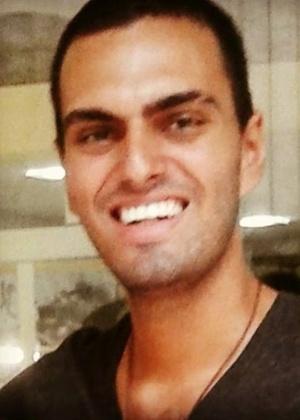 Filho do ator Nizo Neto, Rian Brito está desaparecido desde o dia 23 de fevereiro - Reprodução/Facebook/Rian Brito