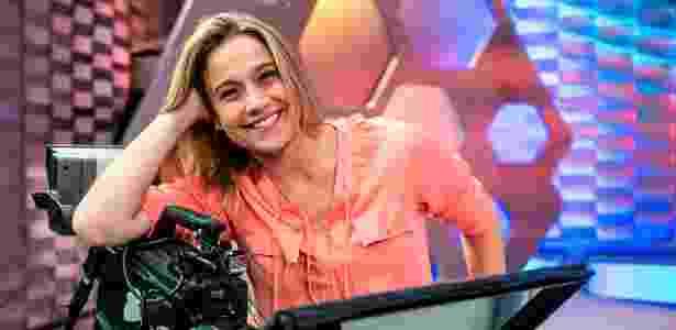"""Fernanda Gentil vai dividir com Alex Escobar os trabalhos do """"Estúdio Olímpico"""" da Globo, a partir do dia 31 - João Cotta/Divulgação/TV Globo - João Cotta/Divulgação/TV Globo"""