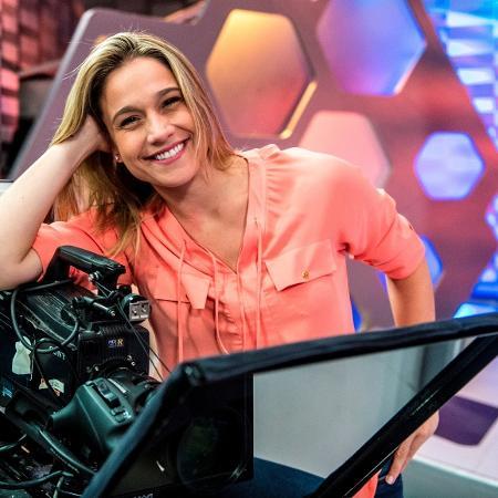 Fernanda Gentil - João Cotta/Divulgação/TV Globo