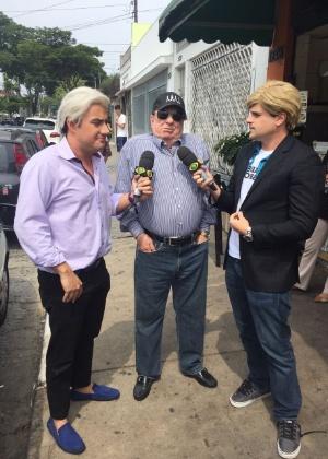 """Raul Gil fala sobre a saída do SBT em entrevista ao """"Pânico"""" - Divulgação"""