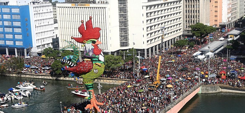 d1ccb12a7d Carnaval 2017  Primeiro Carnaval no Recife e Olinda  Veja dez ...