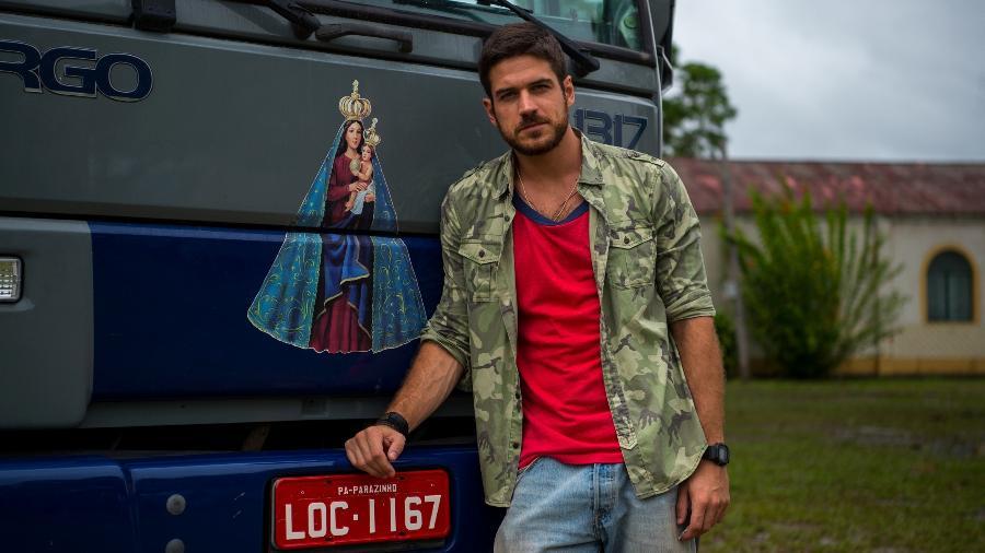"""Zeca (Marco Pigossi) em """"A Força do Querer"""" - Estevam Avellar/TV Globo"""