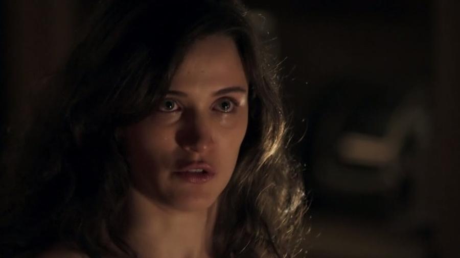 """Clara enfrenta Gael em """"O Outro Lado do Paraíso"""" - Reprodução/Gshow"""