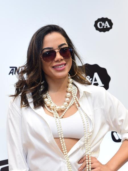 """Anitta revela """"paquera"""" com Netflix - Leo Franco/AgNews"""