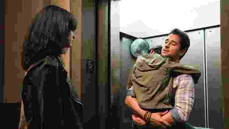 """Oscar (J.R. Ramirez) é um dos novos personagens da segunda temporada de """"Jessica Jones"""" - Divulgação/Netflix - Divulgação/Netflix"""