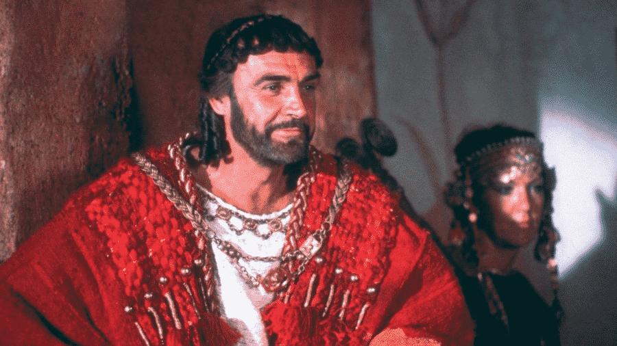 """Sean Connery em """"Os Bandidos do Tempo"""" - Reprodução"""