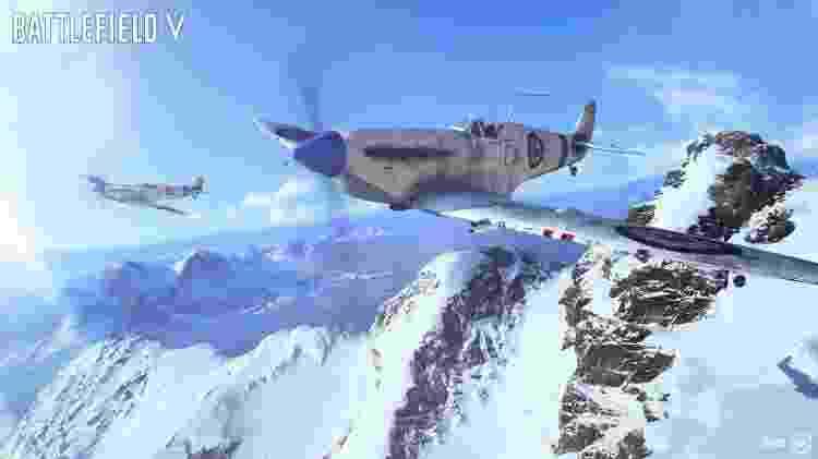 Battlefield V - Aviões (BFV) - Divulgação - Divulgação