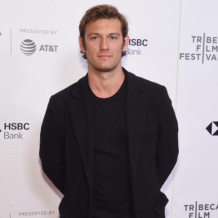 O ator Alex Pettyfer  - Getty Images