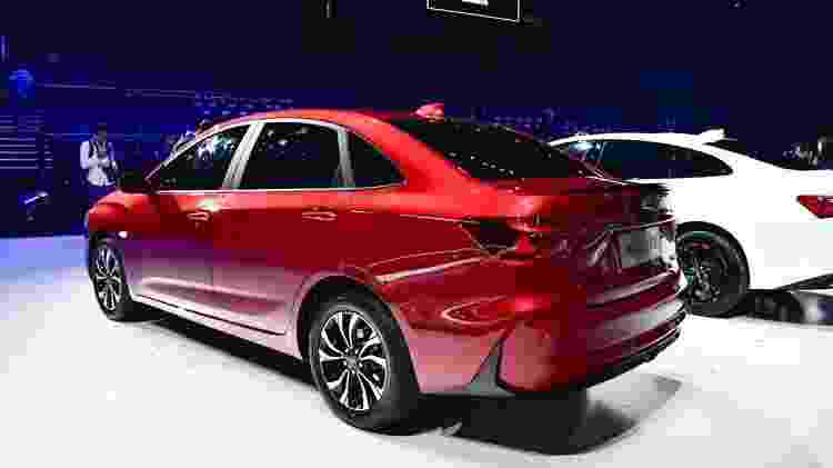 Chevrolet Monza RS - Reprodução/Autohome - Reprodução/Autohome