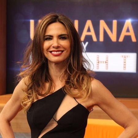 Luciana Gimenez - Divulgação/Rede TV!