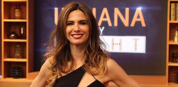 Luciana Gimenez foi a primeira a entrar em férias na Rede TV!