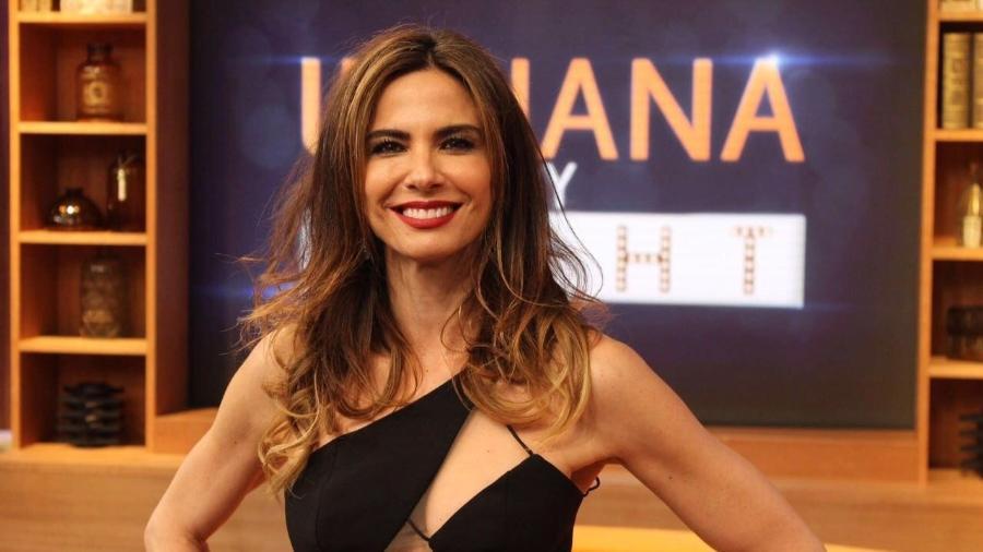 Luciana Gimenez não compareceu à reunião marcada por Marcelo de Carvalho e tem programa suspenso - Divulgação/Rede TV!